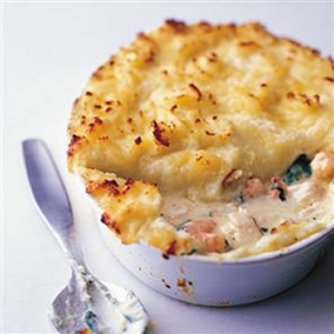 fish bakes GRIMSBY FISH PIE