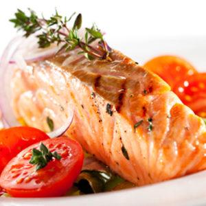 natural seafood faroe salmon