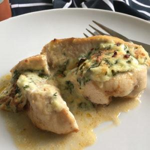 chicken magdalena